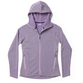 Houdini Outright Houdi Fleece Jacket Dame Lavender Woods